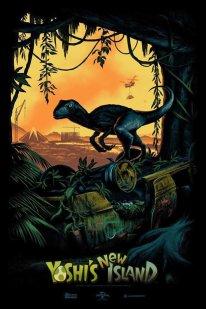 Jurassic Park x Yoshi