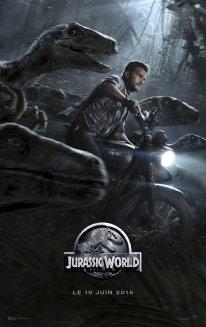 Jurassic World affiche 2