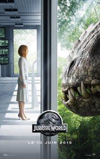 Jurassic World affiche 3