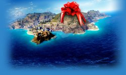 Just Cause 3 win an island concours