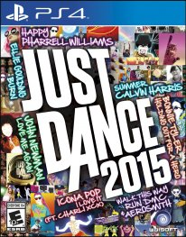 just dance 2015 jaquette boxart cover ps4
