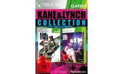 Kane & Lynch Collection jaquette
