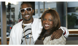 Kanye et Donda West