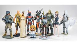 kickstarter impression 3d figurines