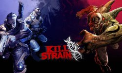Kill Strain artwork