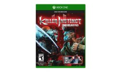 Killer Instinct Combo Breaker Pack jaquette
