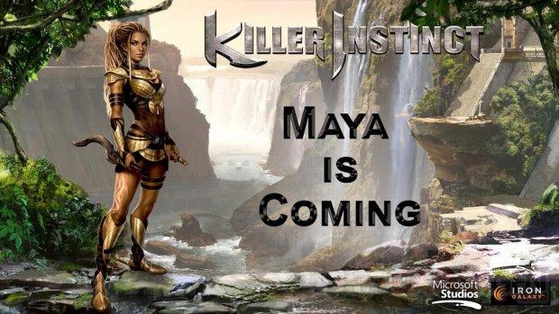 killer instinct saison 2 maya annonce