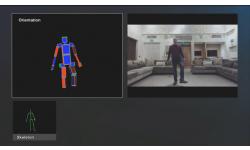 Kinect 2 cerveau