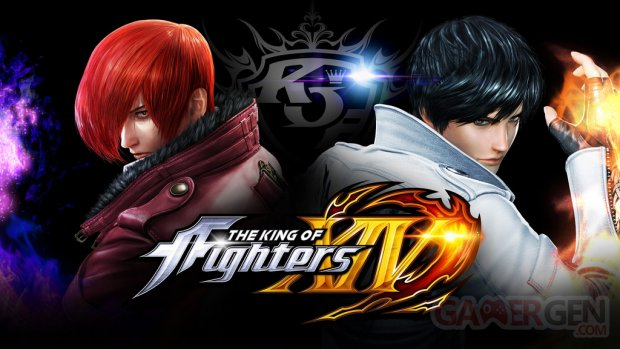 King of Fighter xiv logo