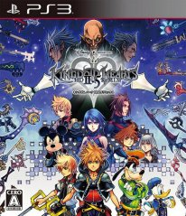 Kingdom Hearts HD 2 5 ReMIX 17 07 2014 jaquette cover art