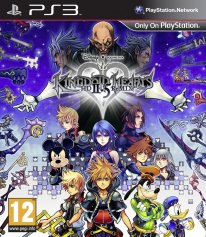 Kingdom Hearts HD 2.5 ReMIX jaquette