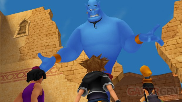 Kingdom Hearts HD 25 Remix images screenshots 20