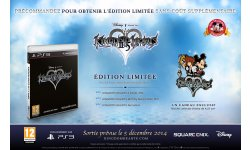 Kingdom Hearts Re Coded 24 07 2014 édition spéciale limitée collector