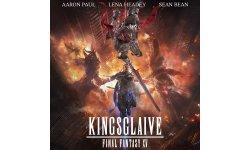 Kingsglaive Final Fantasy XV 24 07 2016 poster