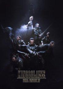 Kingsglaive Final Fantasy XV 31 03 2016 artwork