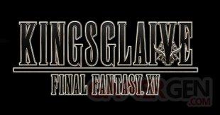Kingsglaive Final Fantasy XV 31 03 2016 logo
