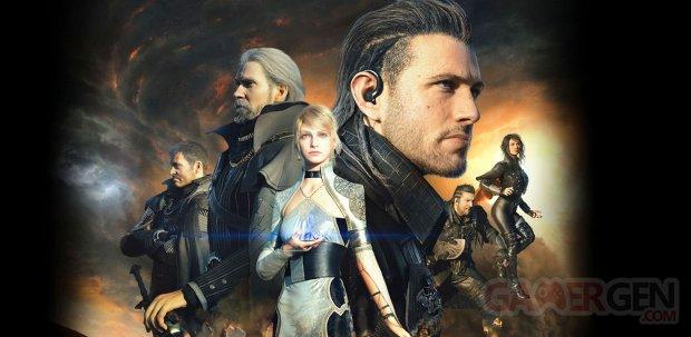 Kingsglaive Final Fantasy XV image