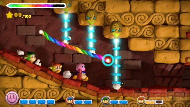 Kirby and the Rainbow Curse 06 11 2014 screenshot 12