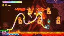 Kirby and the Rainbow Curse Paintbrush 17 01 2015 screenshot 5