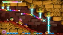 Kirby and the Rainbow Curse Paintbrush 17 01 2015 screenshot 6