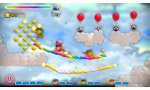 kirby and the rainbow paintbrush informations introduction et quelques phases gameplay devoilees