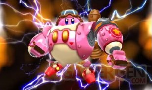 Kirby Planet Robobot head