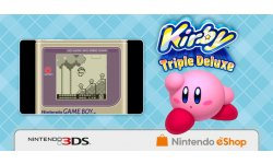 Kirby Triple Deluxe Dream Land 2