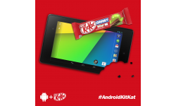 kit kat android nexus 7