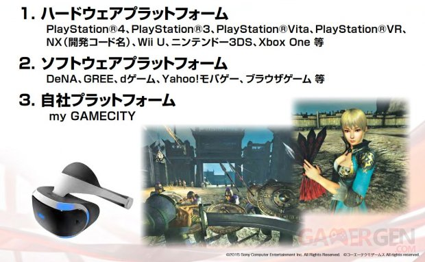 Koei Tecmo NX Nintendo