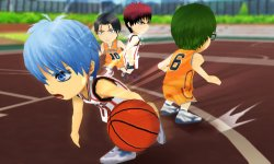 Kuroko's Basketball 07 12 2013 screenshot 10