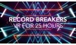 La VR entre dans le Guinness World Records : 25 heures dans un environnement virtuel