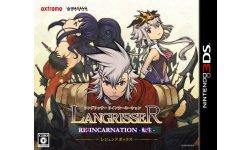 Langrisser Re Incarnation Tensei jaquette 1