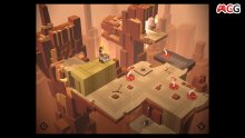 Lara Croft GO capture gameplay (2)