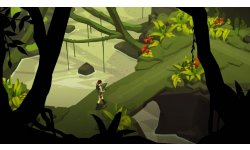 Lara Croft GO head