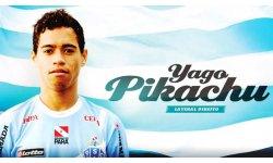 Le joueur de foot Pikachu 1