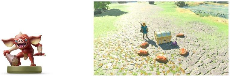 Image Legend Zelda Breath Wild Fonctionnalités Amiibo (5