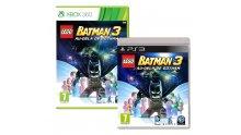 LEGO Batman 3  Au-delà de Gotham jaquette