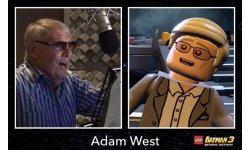 LEGO Batman 3 Au dela? de Gotham Adam West