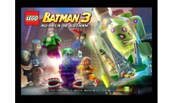 LEGO Batman 3 Au dela de Gotham Beyond 20 08 2014 artwork