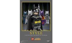 LEGO Batman 3 illustration tenues