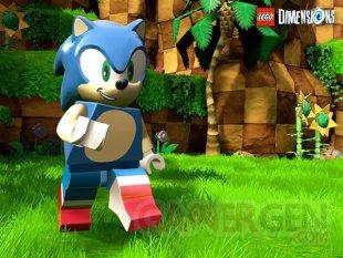 LEGO Dimensions 23 07 2016 Sonic 1