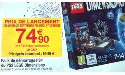 LEGO Dimensions Carrefour