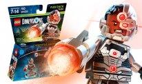 LEGO Dimensions Cyborg