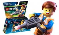 LEGO Dimensions Fun Pack Emmet