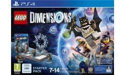 LEGO Dimensions jaquette PS4
