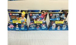 LEGO Dimensions Level Pack de?ballage 2