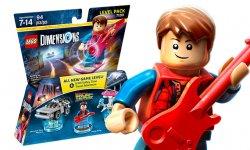 LEGO Dimensions Level Pack Retour vers le futur
