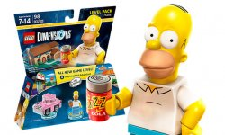 LEGO Dimensions Level Pack Simpson