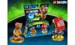 lego dimensions traveler tales visuels fun packs adventure time les animaux fantastiques