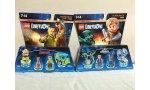 lego dimensions traveler tales warner bros deballage unboxing team pack jurassic world scooby doo